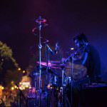 """Spiral Trash"" ;-) @ Sherwood Festival (wt C'mon Tigre)"